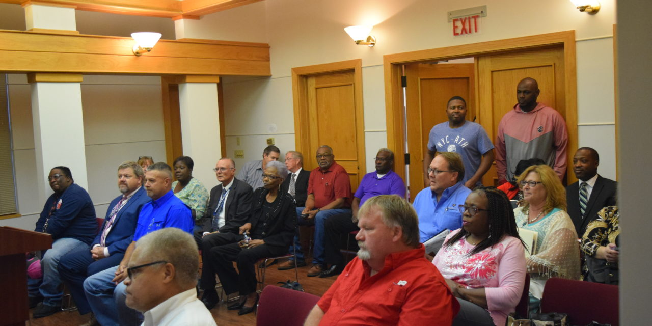 Suitors Line Up for old State School Property