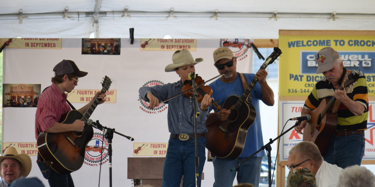 2017 Fiddlers' Festival