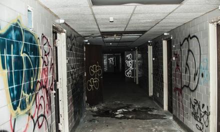 Old Palestine Hospital – Has Everyone Left?