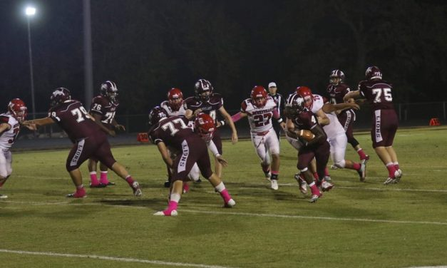 Lions Blank Pirates for Homecoming Win