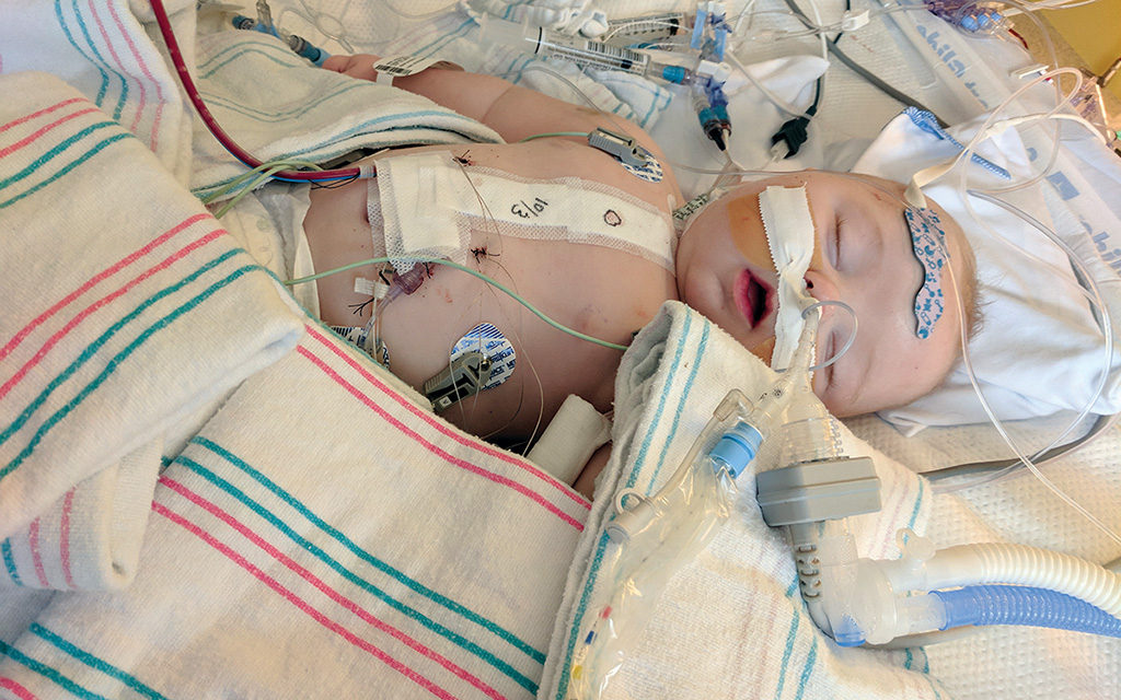 Miracle for Matthew: Houston County Baby Receives Heart Transplant