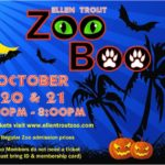Ellen Trout Zoo Hosting 'Zoo Boo' Event this Weekend