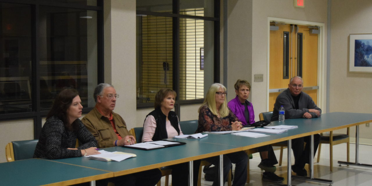 HCHD Canvasses Vote, Calls for Recount