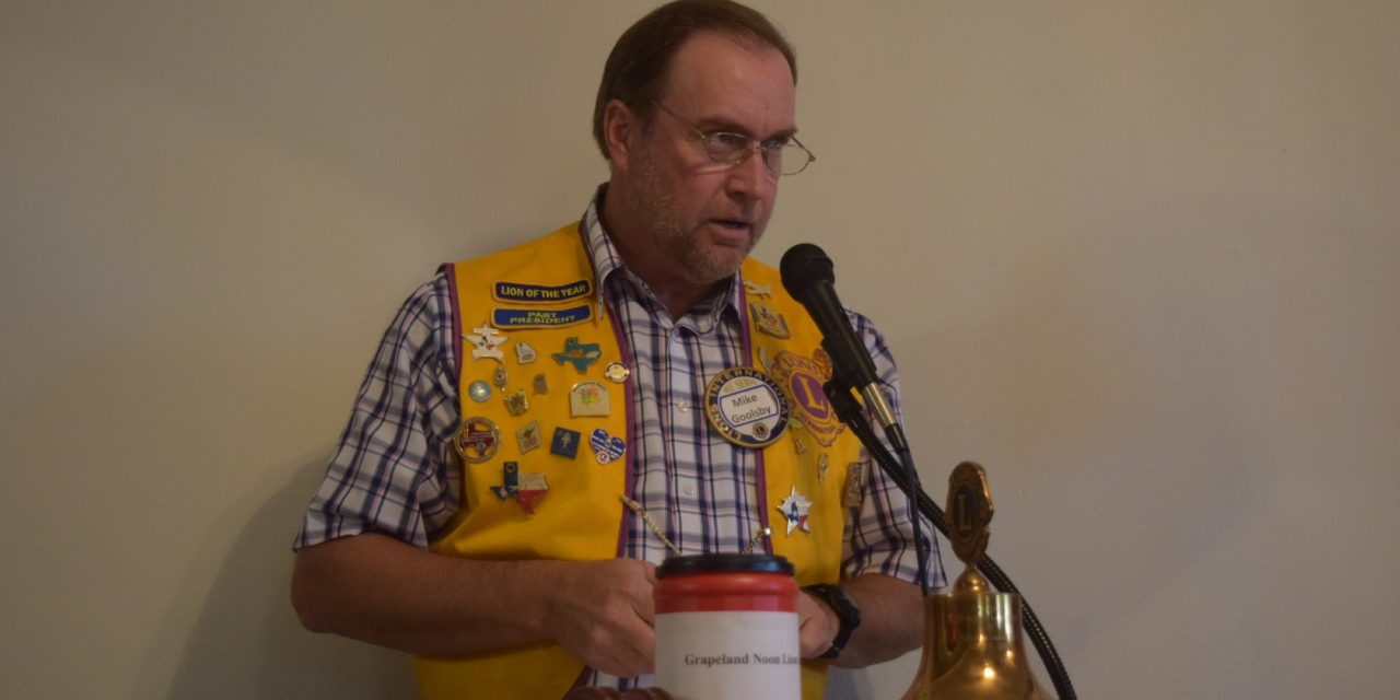 Lions Club Readies for End of Year Activities