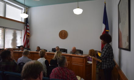 Election Issues Brought Before Commissioners Court
