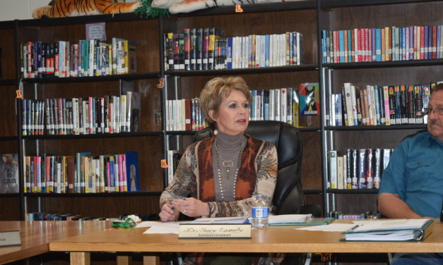 Latexo ISD Receives Update on Fall Fest