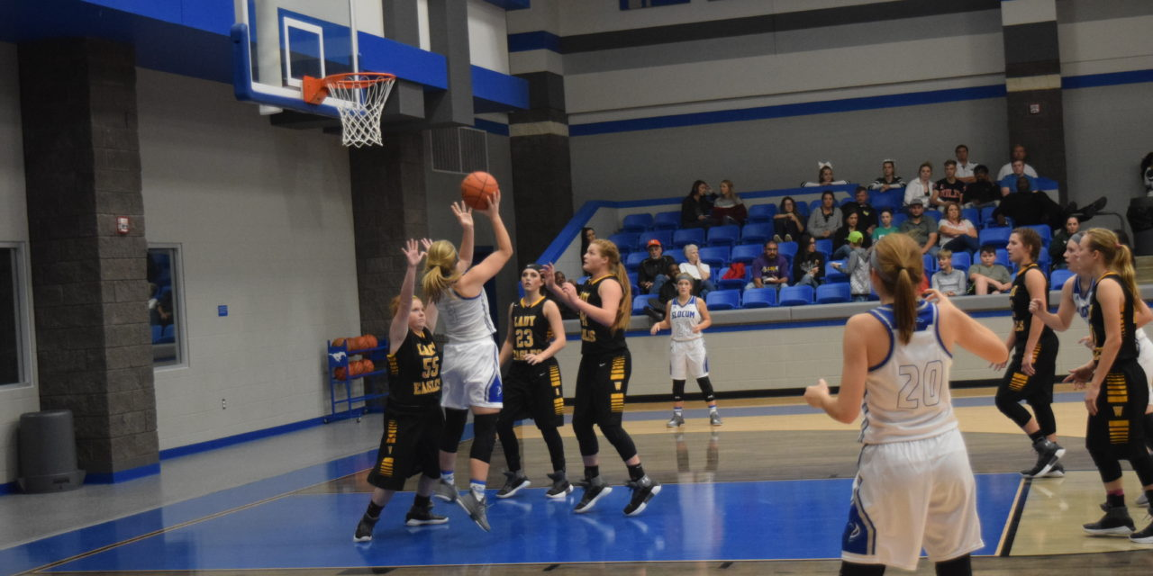 Lady Mustangs Fall in Tourney Championship