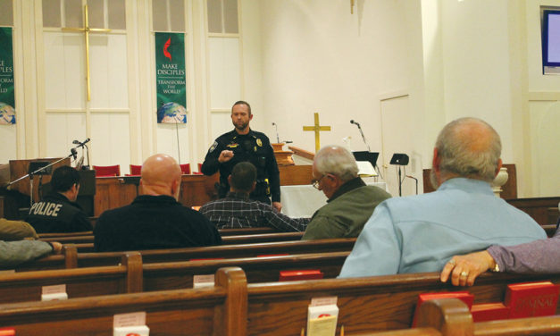 Palestine PD Offering Active Shooter Training Sessions for Churches