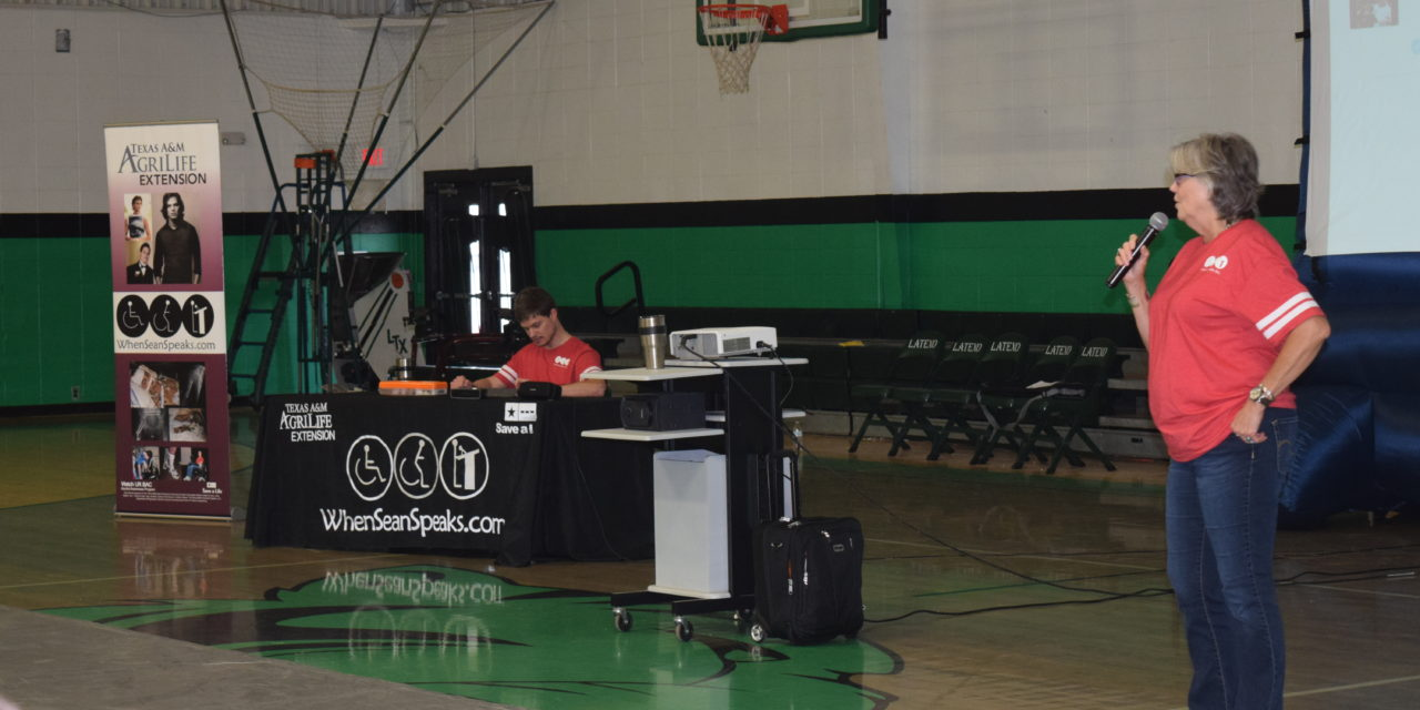 When Sean Speaks