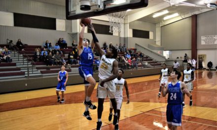 Slocum Knocked Off By Malakoff, Grapeland in Ho. Co. Holiday Tournament