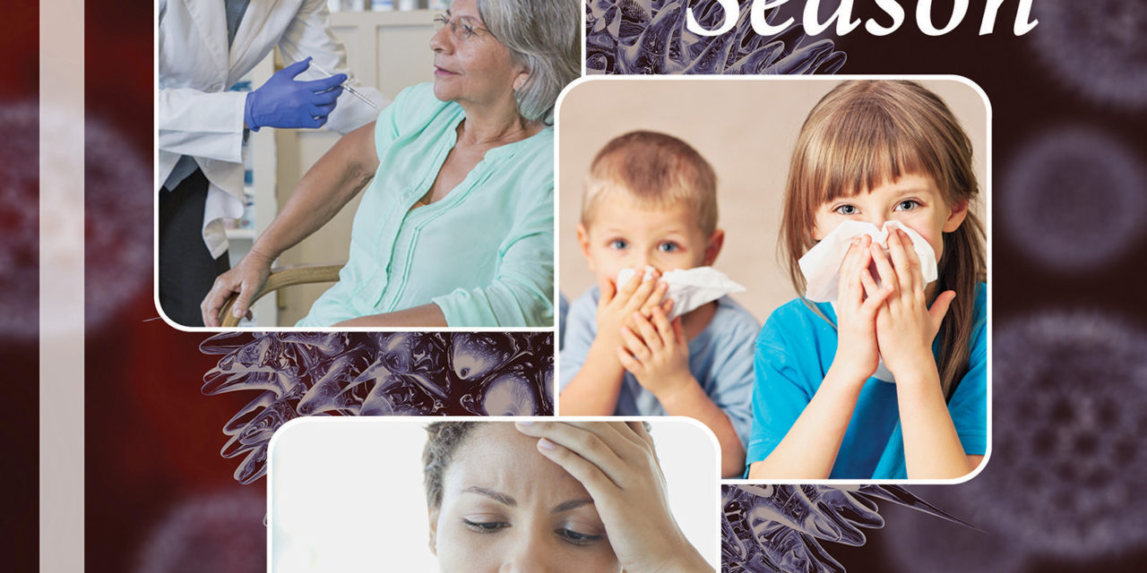 Texas DSHS Reminds East Texans to Get Flu Shots