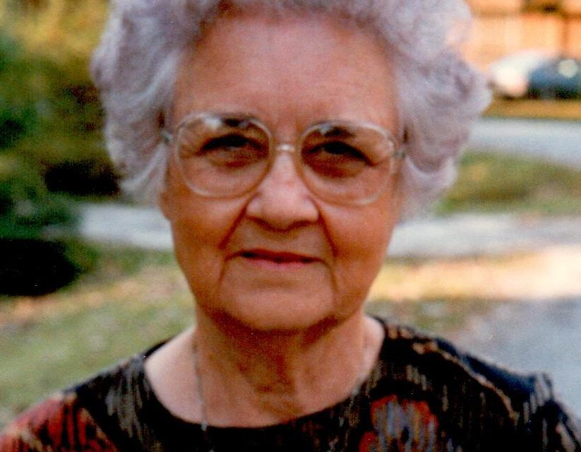 Lillian Mae Naill