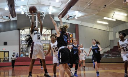 Sandiettes Torch Lady Blue Devils, 69-28