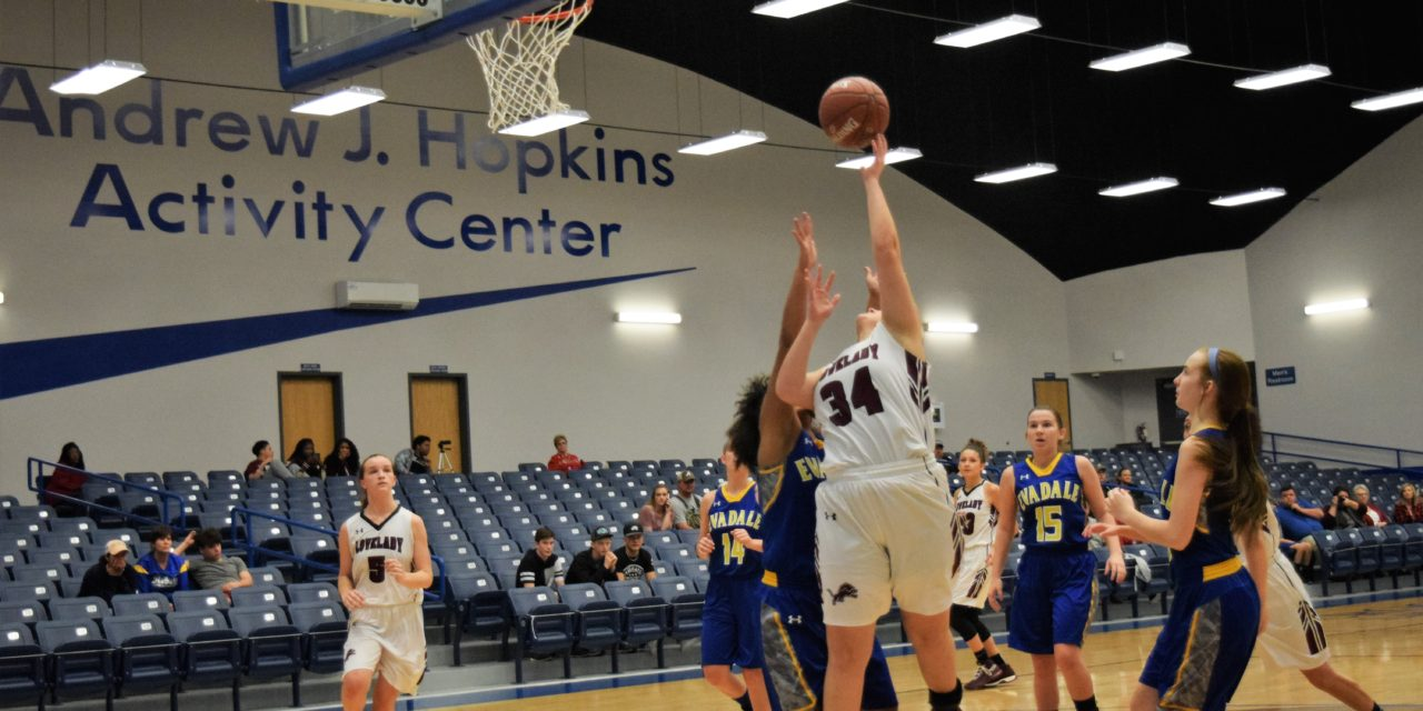 Lady Rebels Ease by Lady Lions