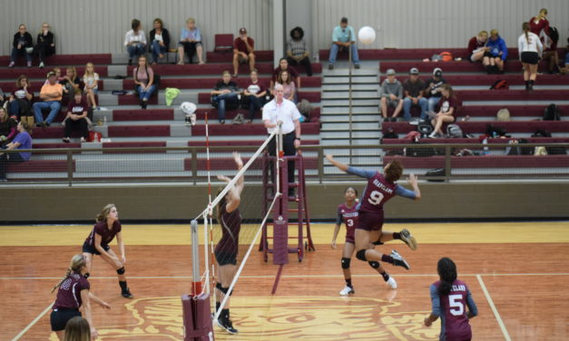 District 22-AA All District Volleyball Teams Announced