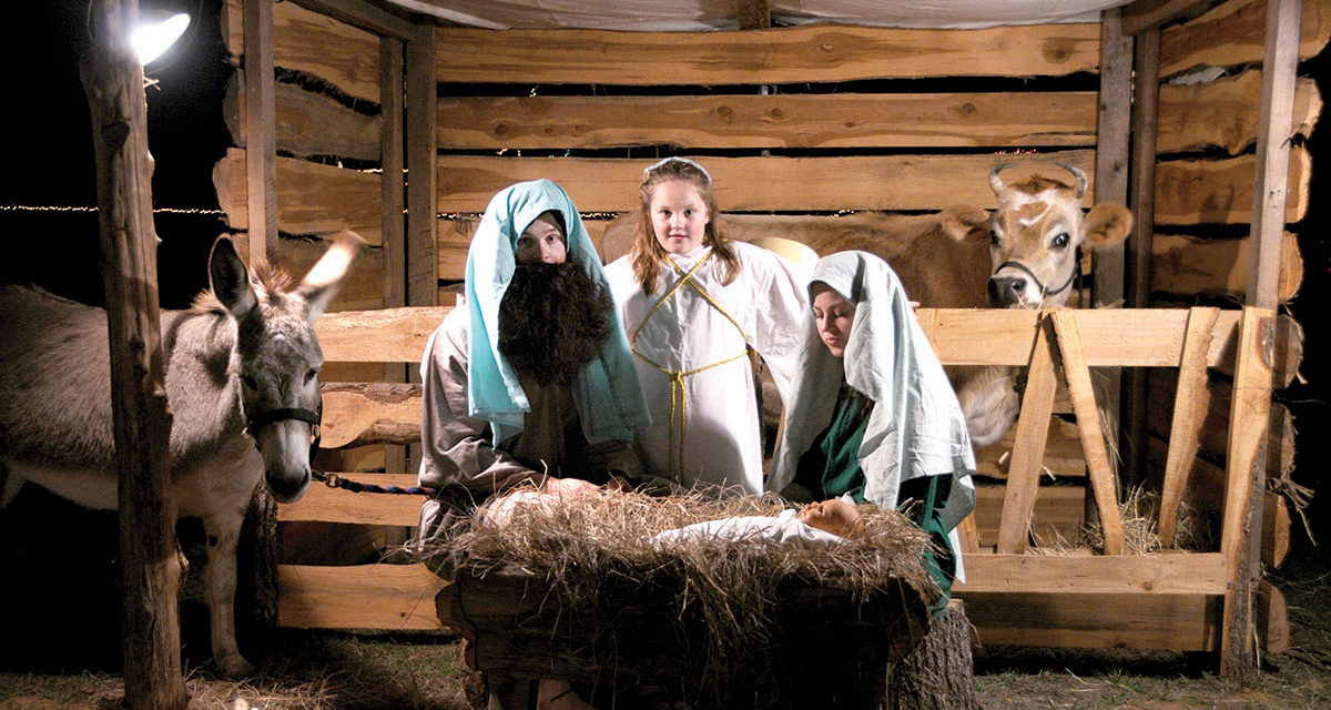 Grapeland Baptist Church hosting Living Nativity Dec. 8-9