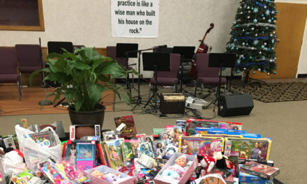 Court Drive Church of Christ Hosting Annual Toy Drive