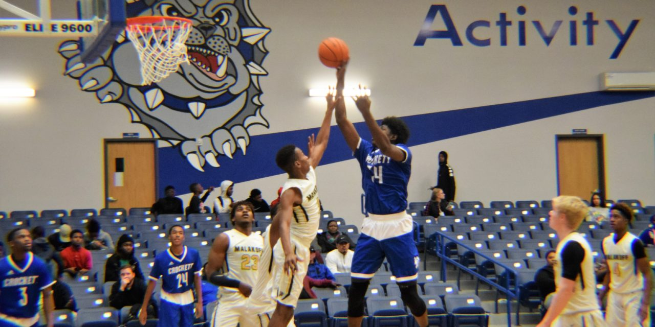 Bulldogs Roll By Tigers in Ho.Co. Holiday Tournament