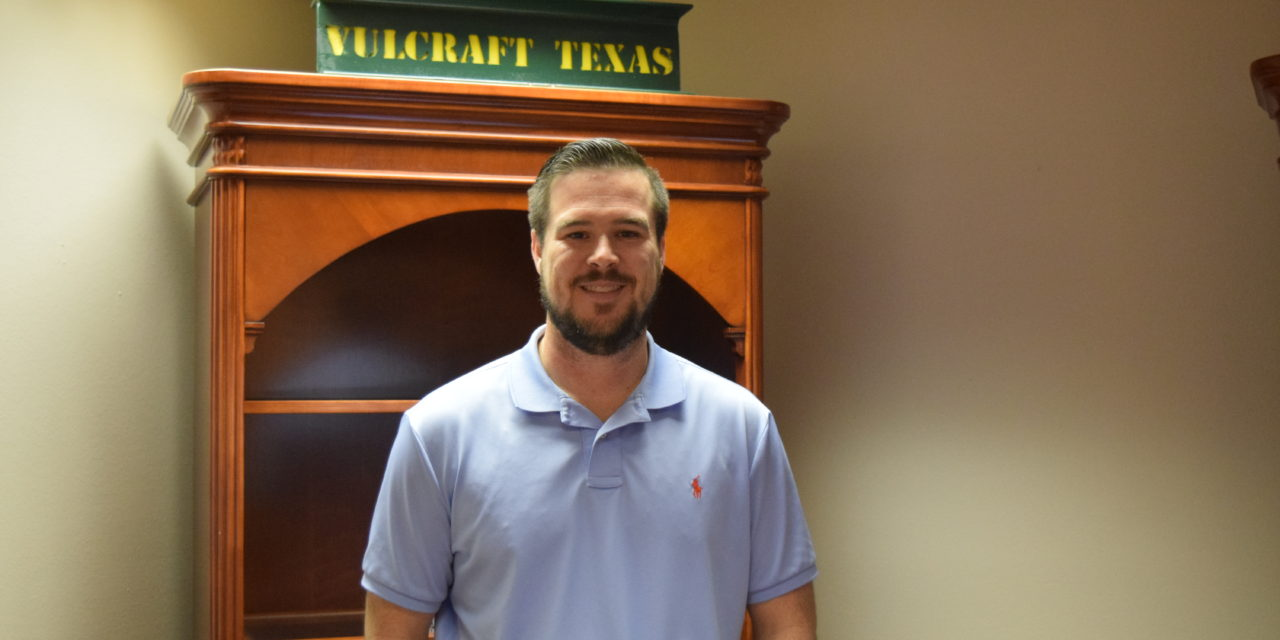 Vulcraft Welcomes Chad Beard as GM