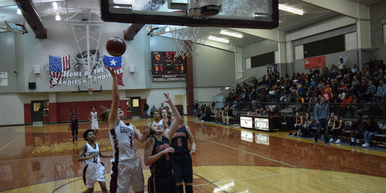 Sandiettes Roar past Lady Tigers, 57-33