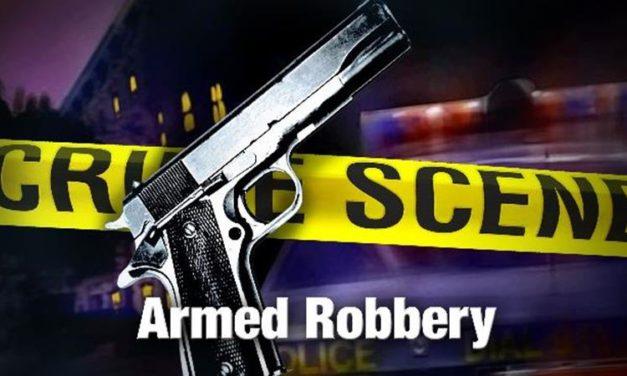 Crockett Convenience Store Robbed at Gunpoint