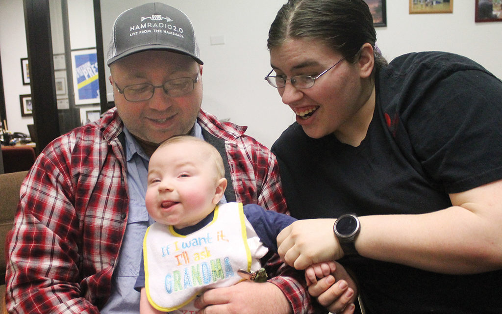 Miracle for Matthew: Heart-Transplant Baby Back in Crockett