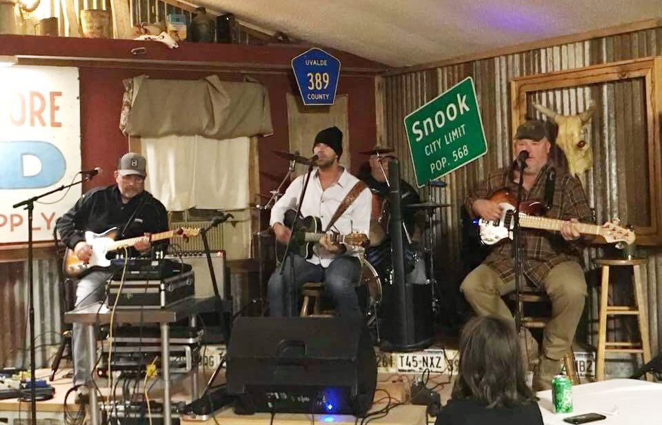 Who's Drivin' Band Returns to Lovefest