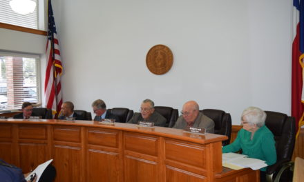 Commissioners Laud State Rep's Efforts