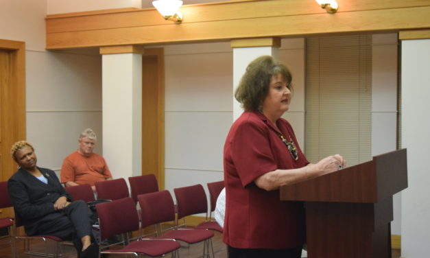 Crockett City Council Accepts Donation of Brewer Park