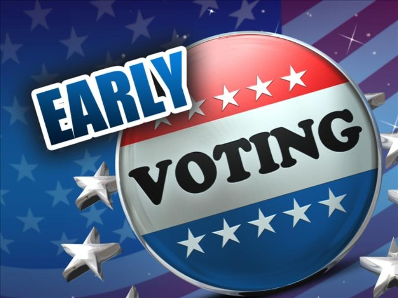 Early Voting on Record Pace