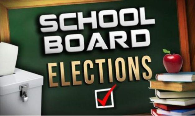 Area School Board Elections Set
