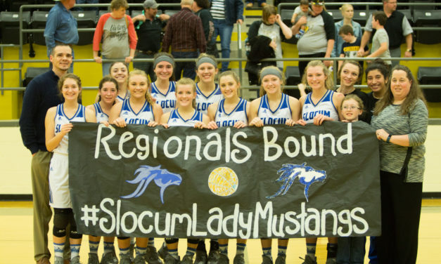 Lady Mustangs Headed to Regional Tournament