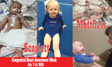 Two Houston County Families Raise Awareness About Congenital Heart Disease