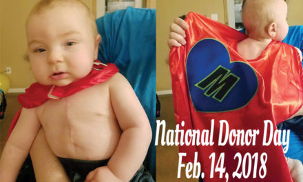 Be Someone's Valentine, Join the Donor Registry
