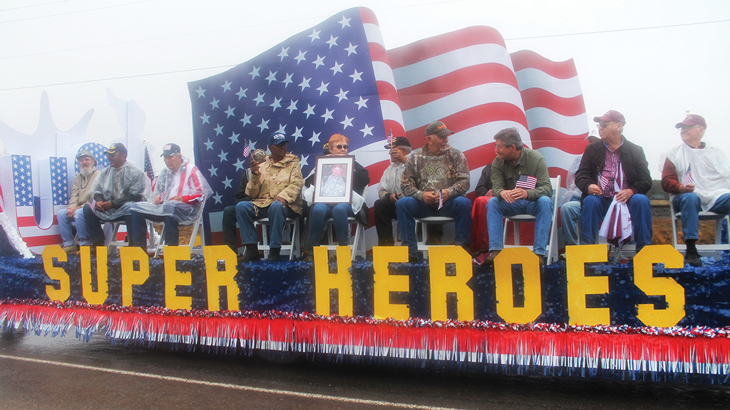 Lovelady Lovefest Wraps Up With Successful Parade, Festival