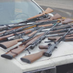 Guns Recovered After Friday Morning Palestine Robbery