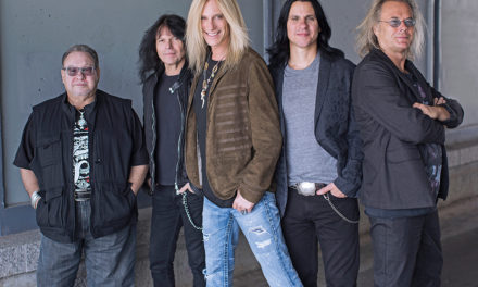 An Interview With Garry Peterson of The Guess Who; Band to Perform Feb. 24 in Crockett