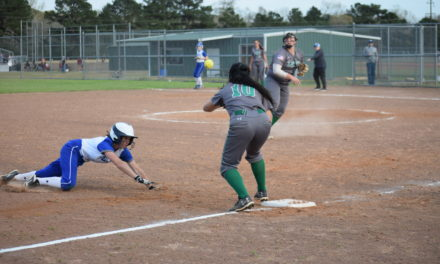 Lady Mustangs Continue to Roll