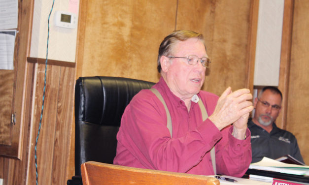 Grapeland City Council Approves Filing of Grant Application