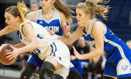 Lady Mustangs Stumble in State Semifinals