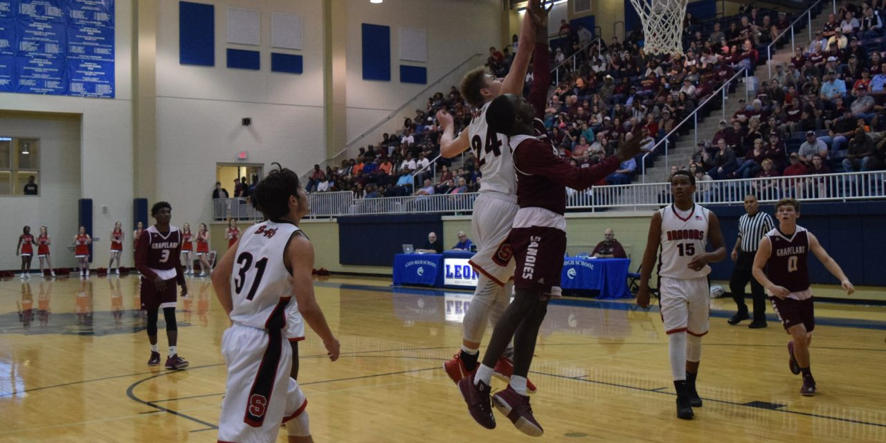 Shelbyville Blocks Grapeland's Road to State