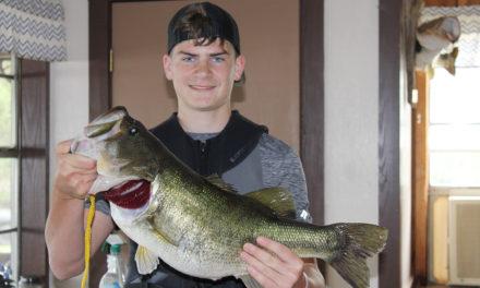 Houston County Lake Report 4-12