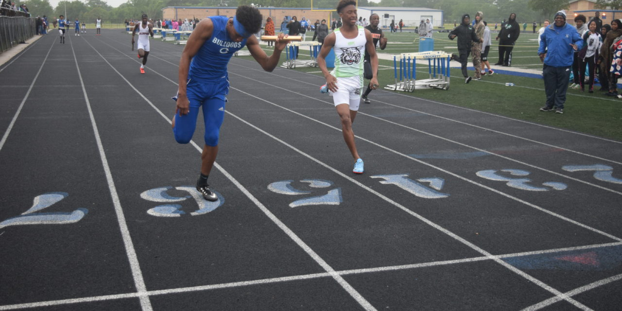 District 21-3A Track Results