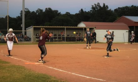 Sandiettes Unbeaten in District Play