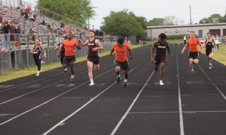 District 20 2A Track Results