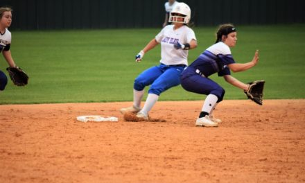 Lady Elks Slip by Lady Bison, 4-3