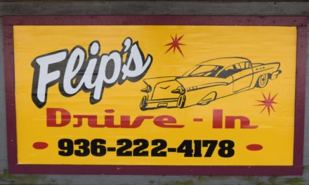 Drive on In to Flip's Drive-In