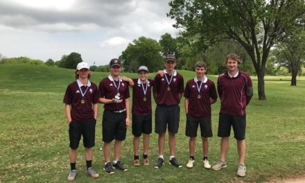 Grapeland Golfers Rounding Into Form for Another Run at State Titles
