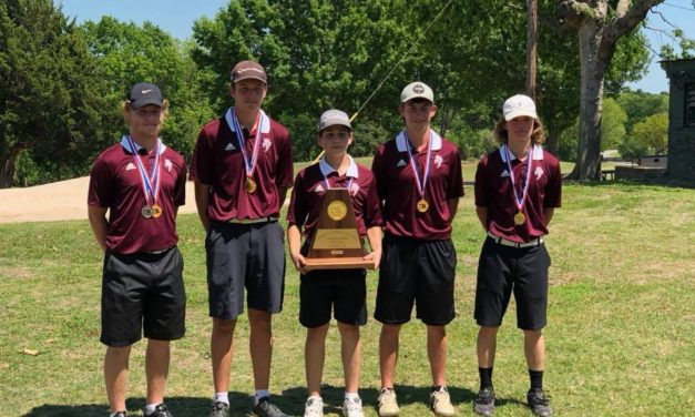 Sandies Head Back to State in Golf