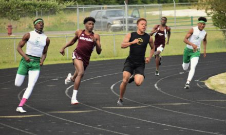 Area 19/20-AA Track and Field Results